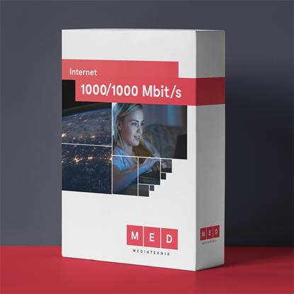 Bild på 1000/1000 Mbit/s